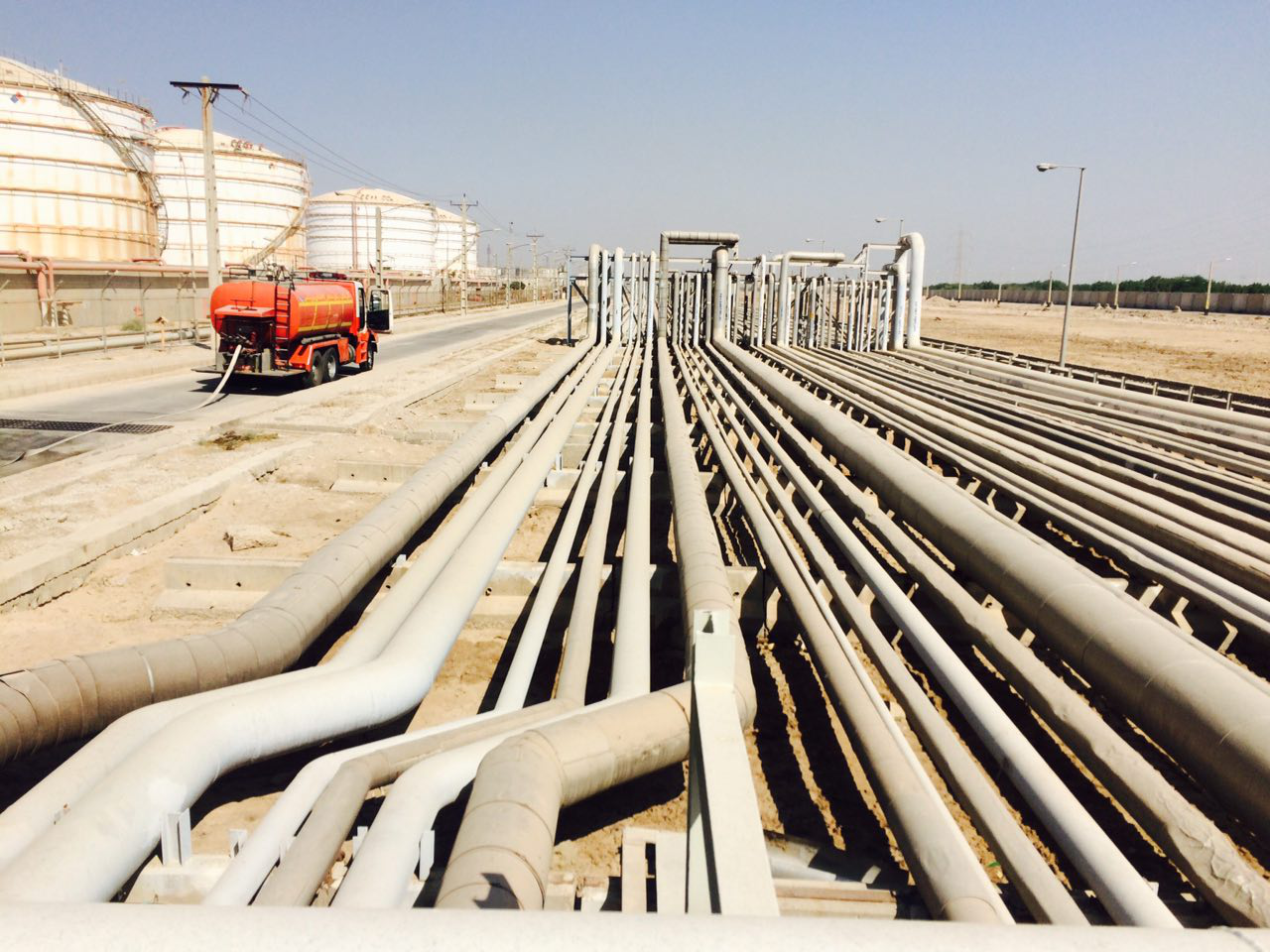 Hydrogen pipeline project between karoon and bandare imam khomaini Petrochemical Complex
